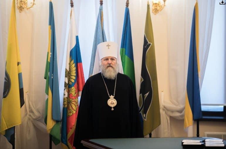 Медикам Сургута вручили Патриаршие награды за борьбу с коронавирусом