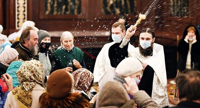 Патриарх Кирилл рассказал, в чем сила освященной крещенской воды