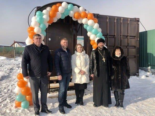 Новое помещение церковного центра гуманитарной помощи открыли на Сахалине