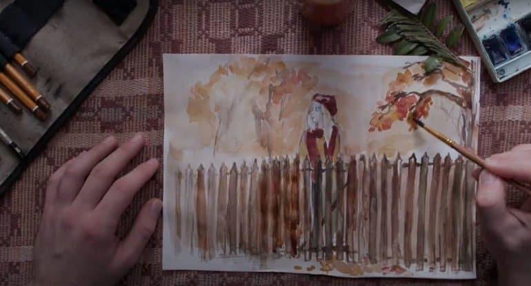 «Калитка» Юлианы Гримута — маленькое кино с большим сердцем на сайте «Фомы». Премьера