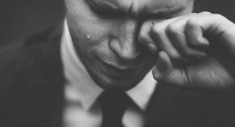Грех ли плакать на Крещение?