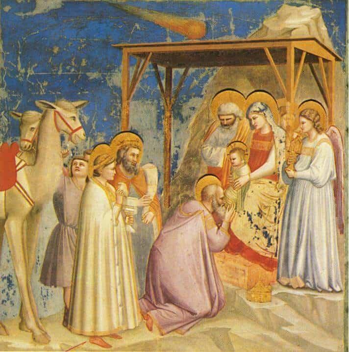 «Поклонение волхвов»: какие смыслы вложил Джотто в известную фреску