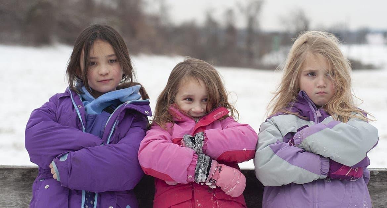 Как молиться за болящих детей на Рождество?
