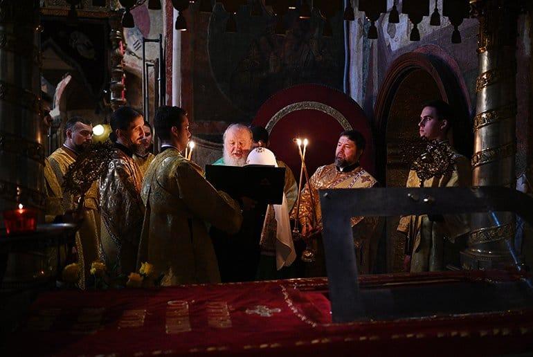 «Всегда есть нечто, что обнаруживает человеческую слабость», — цитаты Патриарха Кирилла о Фанаре, белорусских протестах, Антихристе и закрытии храмов