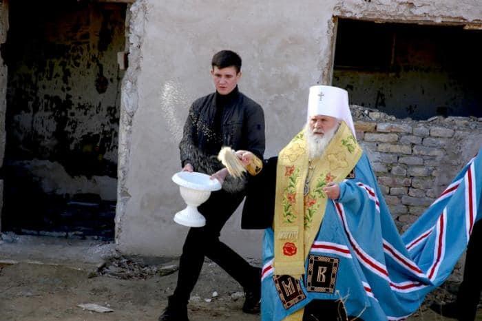 Началось строительство первого в истории Каракалпакии православного храма