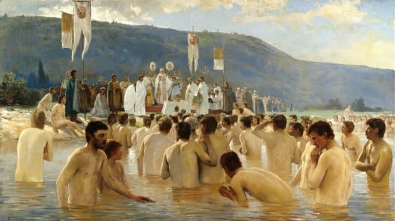 Как христиане объясняют необходимость крещения?