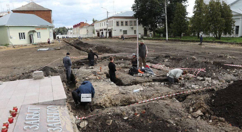 Культурный слой Зарайска признали объектом наследия Подмосковья