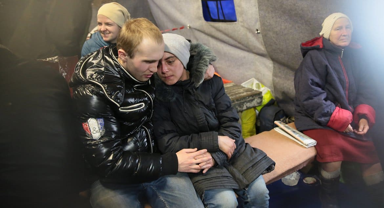 Бездомных Москвы стали прививать от коронавируса в Центре им. Елизаветы Глинки