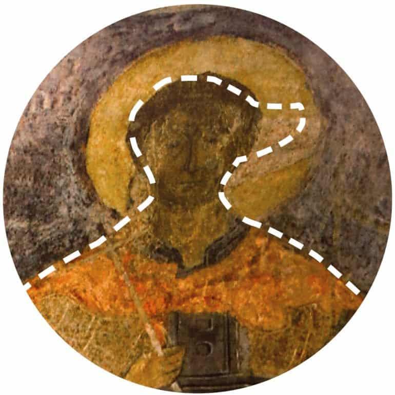 Святой Христофор Псеглавый — почему мученика изображали с головой собаки?