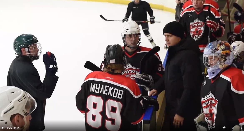 Православный приход создал единственную в Татарстане хоккейную команду для глухих
