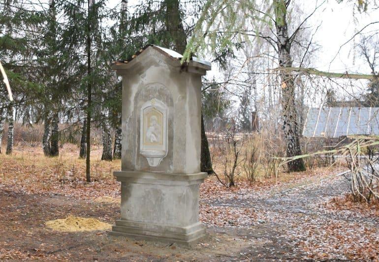 Приходу храма святой Аллы нужна помощь в возрождении бюста-памятника Александру II