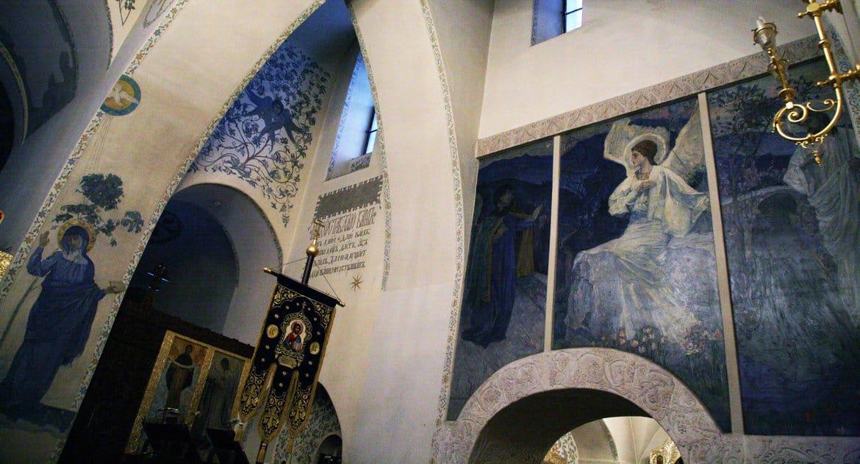 Марфо-Мариинская обитель приглашает посмотреть на Покровский собор «глазами святого»