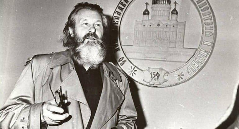 Умер скульптор Владимир Мокроусов, участвовавший в возрождении храма Христа Спасителя