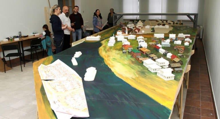 Молога «всплывет»: создается уникальный макет затопленного города
