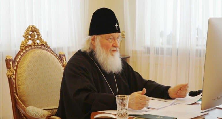 Патриарх Кирилл указал на главные ошибки священников, проповедующих в соцсетях