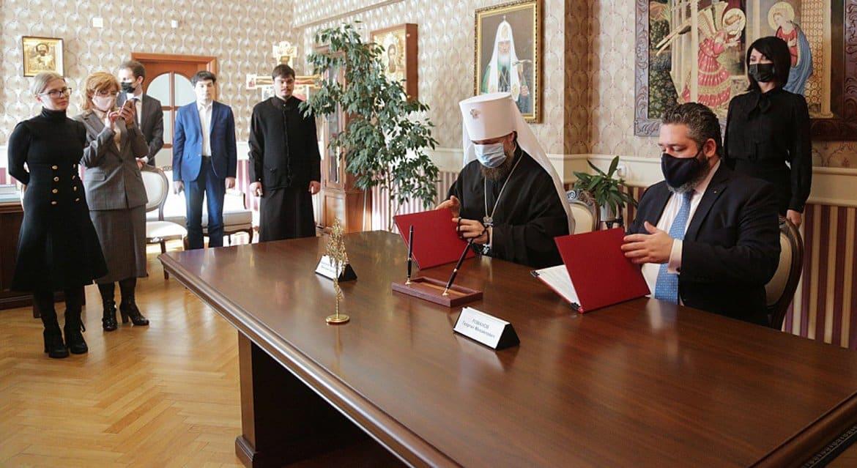 Челябинская епархия будет кормить нуждающихся вместе с фондом «Русь»