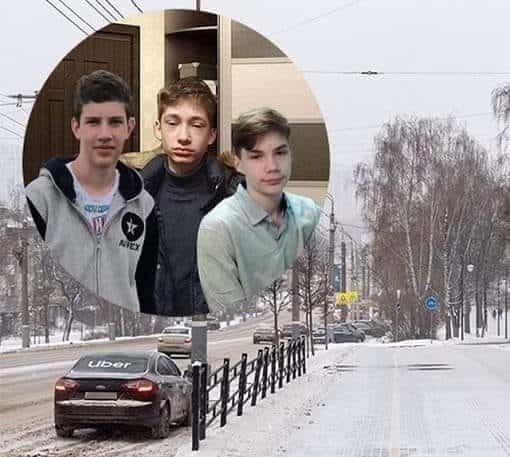 Трое школьников не бросили ветерана на улице: донесли до дома и отвезли в больницу