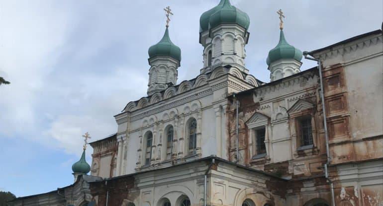 Волонтеров приглашают на восстановление старинных иркутских храмов