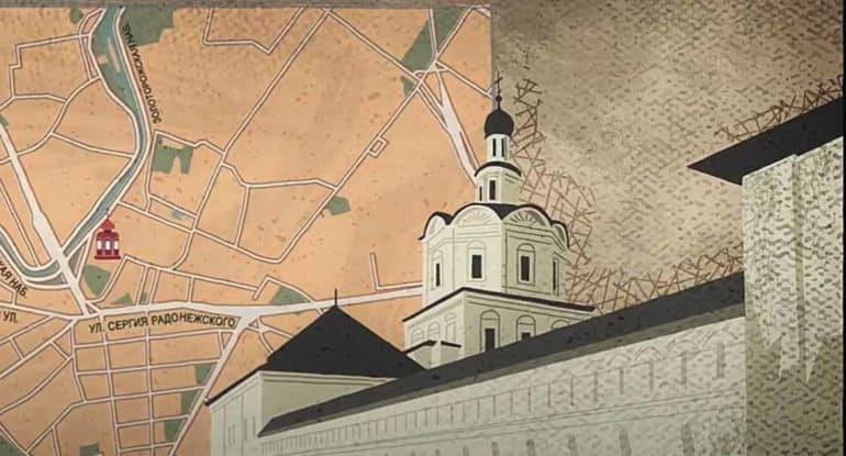 Андроников монастырь: история за 1 минуту