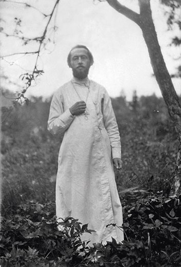 «Христианином надо быть нетолько поимени»,— священномученик Василий (Надеждин)