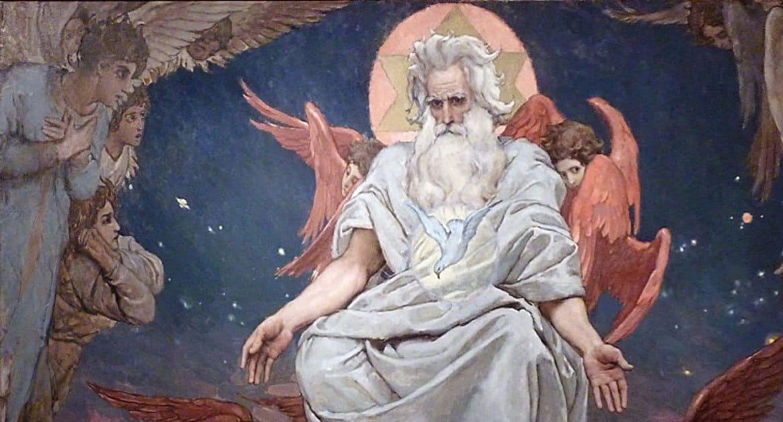 Можно ли иметь икону с Богом в виде старца?