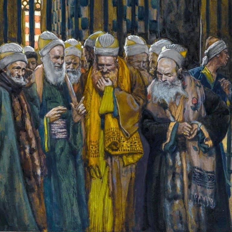 Фарисей как герой нашего времени