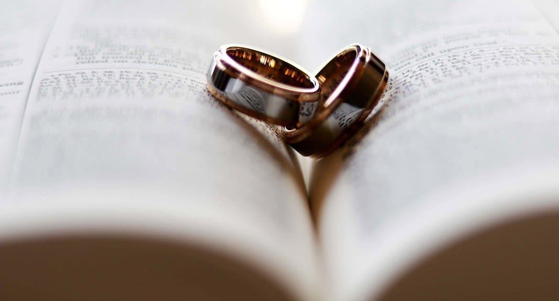 Венчание до ЗАГСа. Как быть в ЗАГСе с кольцами, снять?