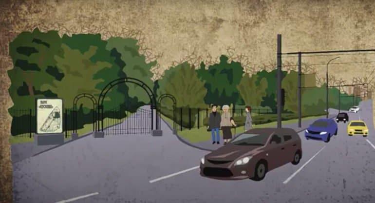 Старый Гай: история улицы за 1 минуту
