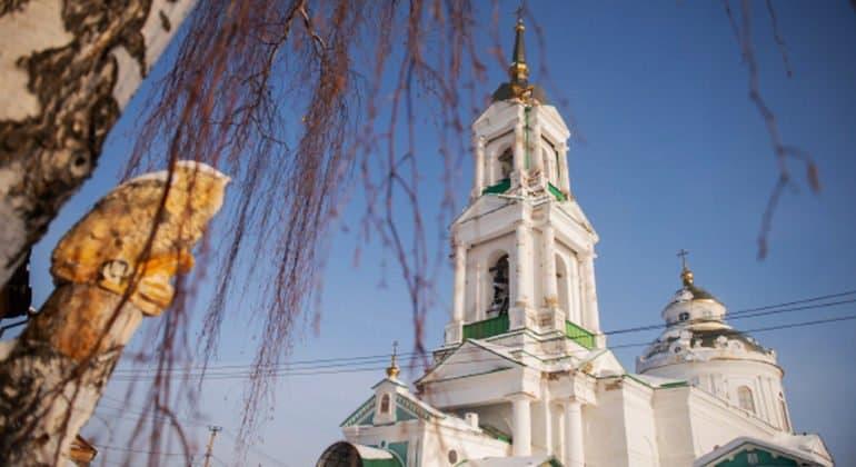 В составе Казанской епархии учредили Елабужское викариатство