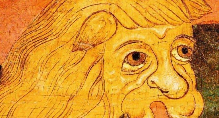 Почему святого Герасима изображают на иконах со львом? Он что, был укротителем?