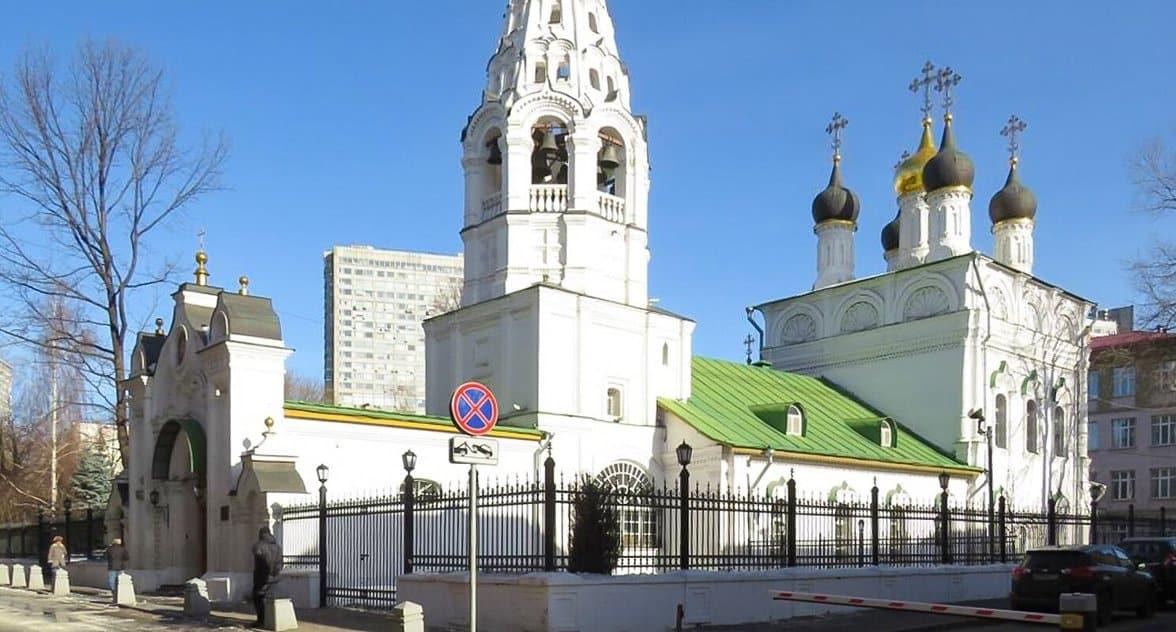 Храм с картины Василия Поленова «Московский дворик» взят под охрану