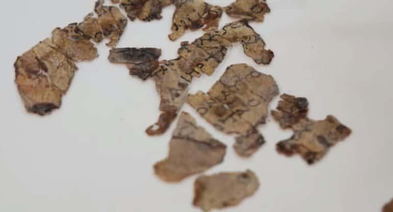 Кумранские свитки могли создаваться сразу двумя авторами