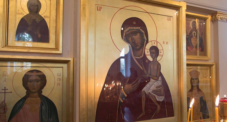 Церковь чтит икону Божией Матери «Воспитание»