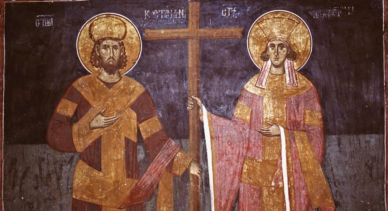 Церковь вспоминает Обретение Креста Господня святой царицей Еленой