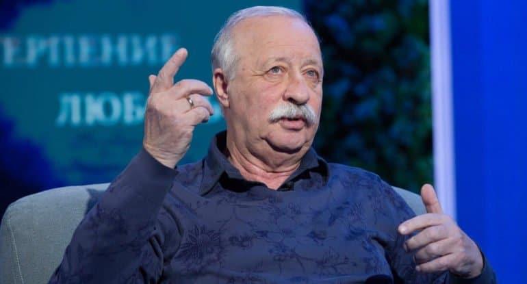 Леонид Якубович станет гостем программы «Парсуна» 21 марта