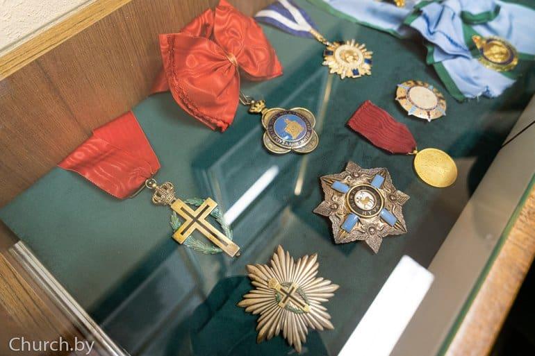 Мемориальный кабинет Патриаршего экзарха Филарета открыли в Минске