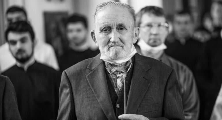 Скончался старейший преподаватель духовных школ Петербурга Михаил Ващенко