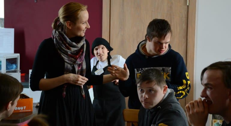 В Петербурге появится свой «Квартал Луи» для молодых инвалидов