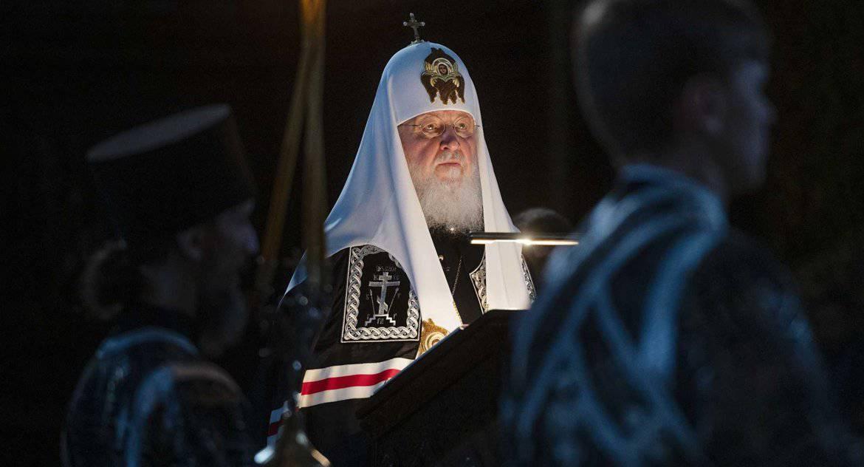Великий пост дает возможность хотя бы на мгновение прикоснуться к иной жизни, – патриарх Кирилл
