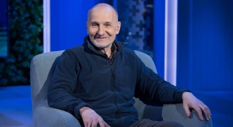 Актер и музыкант Петр Мамонов отмечает 70-летие