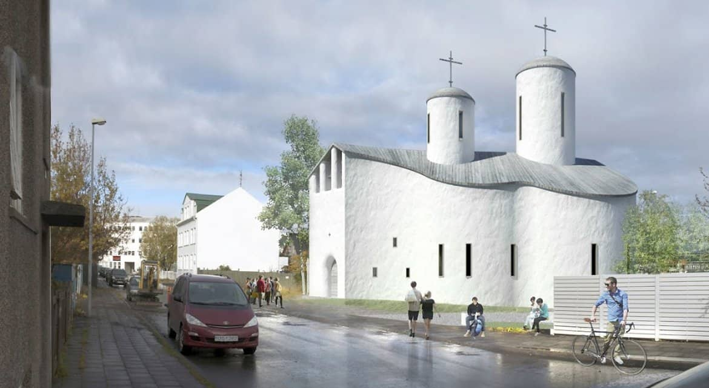 Первый русский храм Исландии должны начать строить до февраля 2023 года