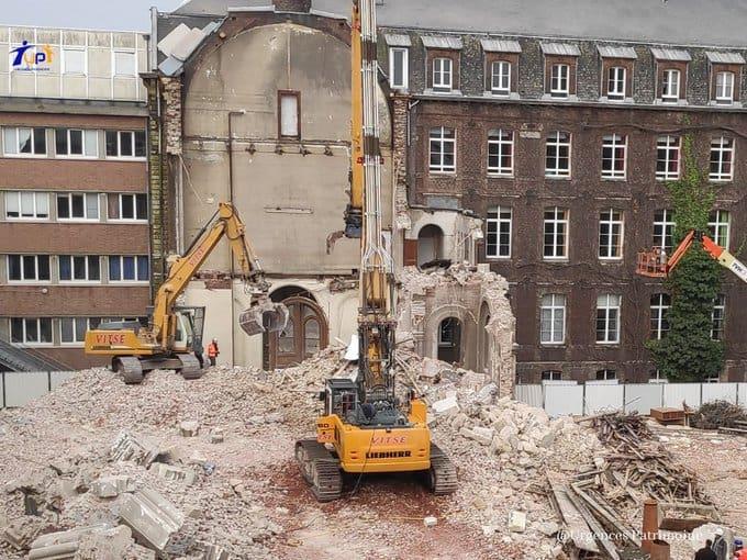 Во французском Лилле снесли 135-летний храм: на очереди другие