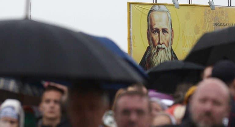 """«Какие-то личные """"видения"""" человека»: в Церкви прокомментировали ролик о «явлении» Иоанна Кронштадтского"""