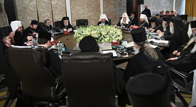 В Русской Церкви считают важным продолжить «амманский формат» межправославных встреч