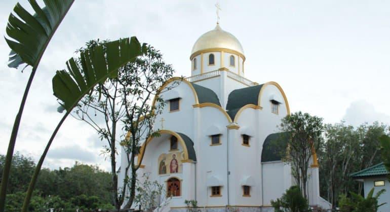 Два русских храма попали в топ-10 красивых церквей Таиланда