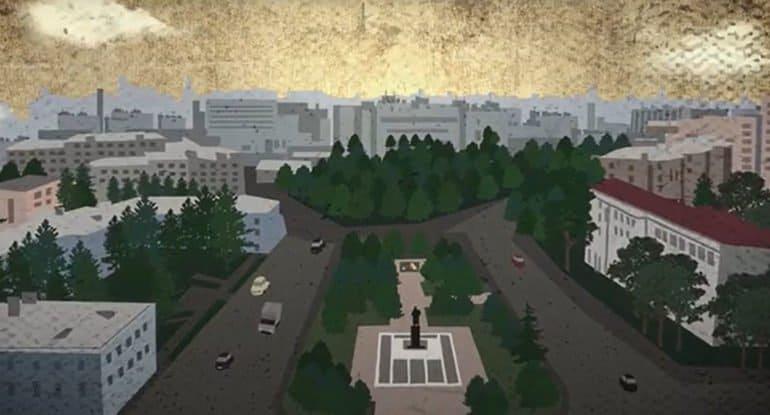 Божедомка— история района за1минуту