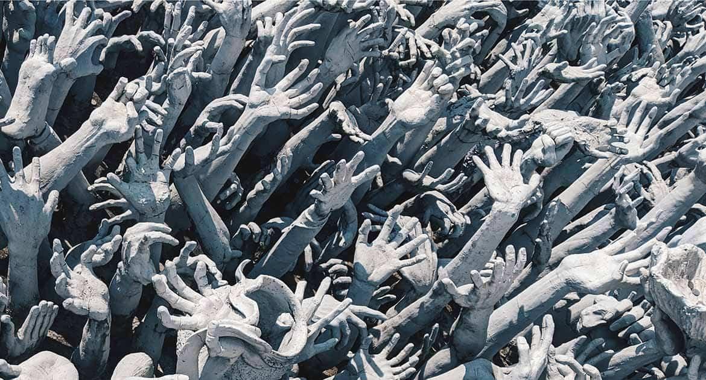 Почему людей в аду наказывают, если там правит дьявол? Разве там не должны уважать грешников?