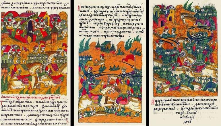 Найдено место одной из самых известных битв русских с Крымской Ордой эпохи Ивана Грозного