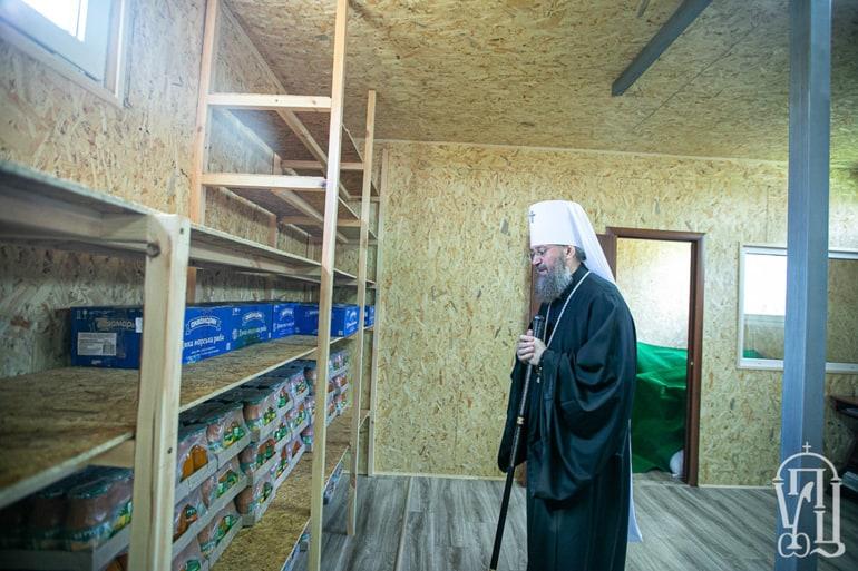 Украинская Церковь открывает в Киеве Центр гуманитарной помощи