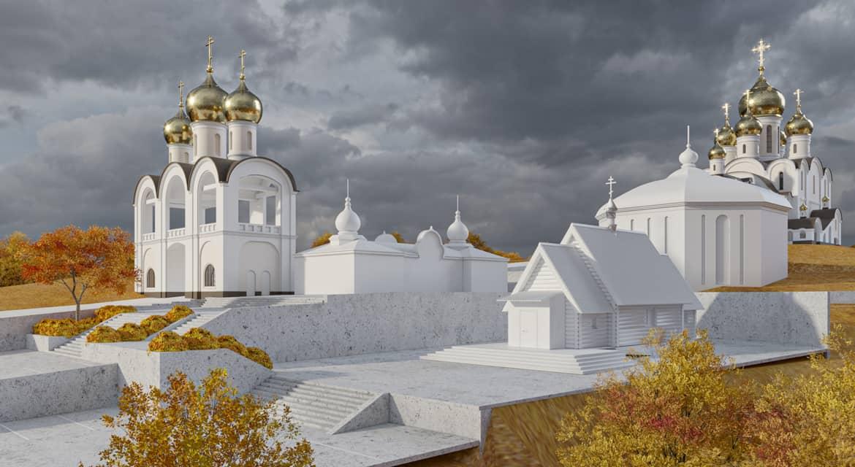 На острове Русский построят духовно-просветительский центр в честь Александра Невского